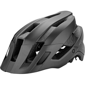 Fox Flux Casco, black